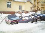 Снег это враг