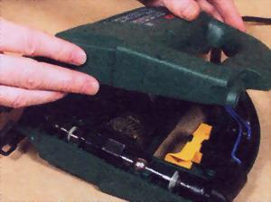 Ремонт электрического лобзика своими руками 2